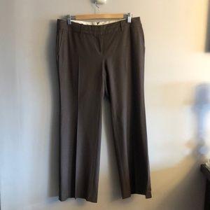 Ann Taylor loft brown Marisa pants